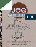 Joe The Coffee Book