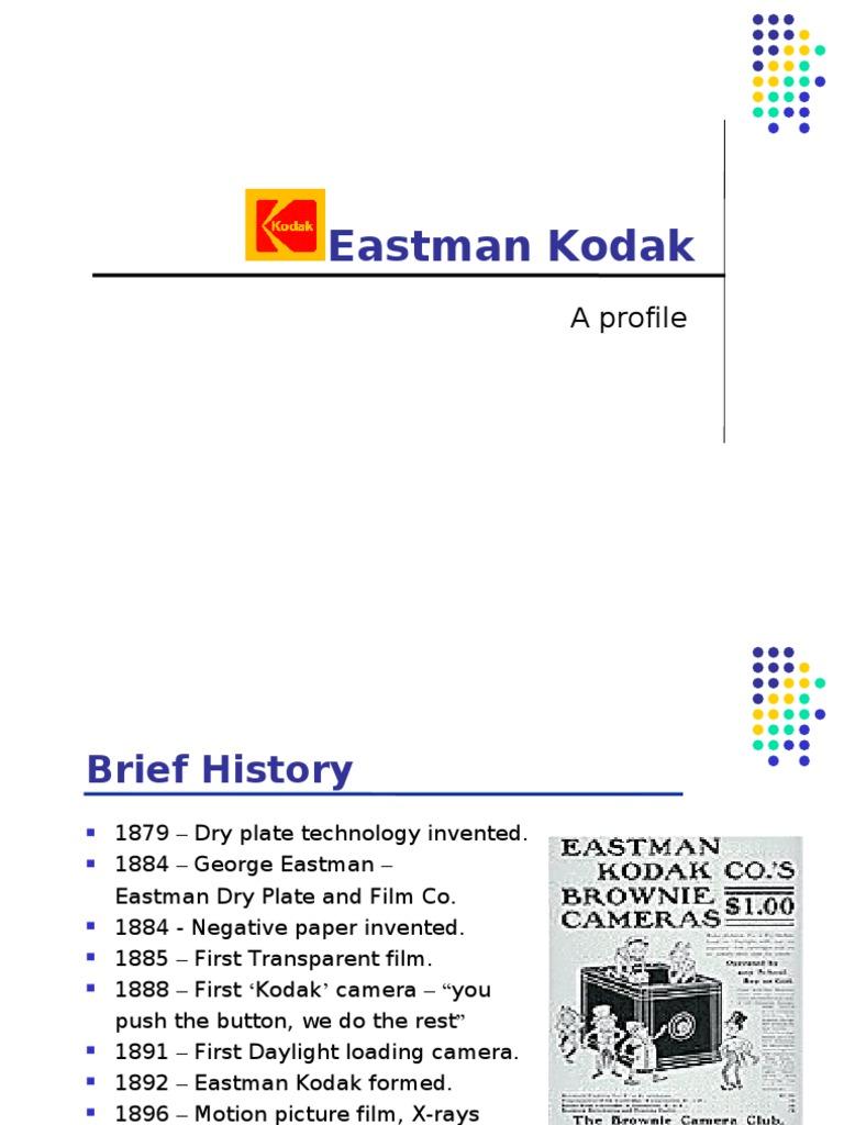 kodak | Fujifilm | Market (Economics)