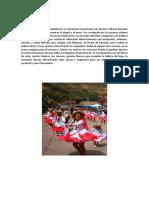Reseña Histórica Del Traje Típico de La Provincia de Calca