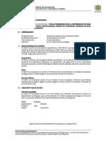 Ficha Tecnica de Emergencia Quelgua