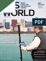 GPS World - May 2019