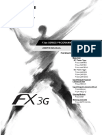 Fx3g Manual