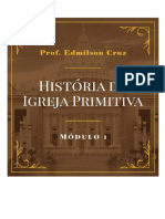 Historia Da Igreja Primitiva