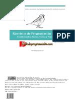 Ejercicios de Programación en Java