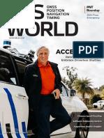 GPS World - July 2019