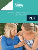 EBook7 Explicar Tu Dolor Cronico a Tu Familia y Amigos