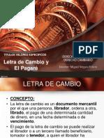 presentacion ppt_letra de cambio y pagares_ley peruana