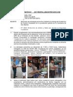 Nota Inf. Entrega Cuadernos Control Ciudadano