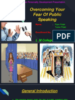 Overcoming Your Fear of Public Speaking (1) (1) (1) (1) (1) (1) (1).Ppt