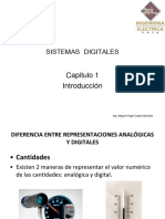 SISTEMAS DIGITALES cap1