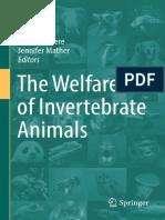 [doi 10.1007_978-3-030-13947-6] Carere, Claudio; Mather, Jennifer -- [Animal Welfare] The Welfare of Invertebrate Animals Volume 18 __.pdf