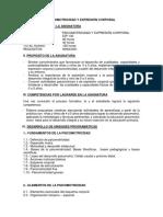 Psicomotricidad y Expresión Corporal (1)