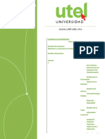 Algoritmos y Estructuras de Datos Evidencia 1MMR
