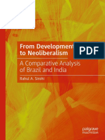 Rahul a. Sirohi - From Developmentalism to Neoliberalism_ a Comparative Analysis of Brazil and India (2019, Palgrave Macmillan)