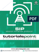Session Initiation Protocol Tutorial[1]