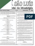 Plano Diretor 2006