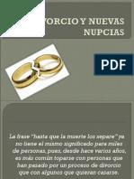 Divorcio y Nuevas Nupcias