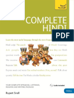 Complete Hindi - Simon Weightman