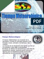Tiempo Metereologico