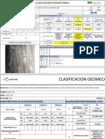 formato para clasificacion geomecanica de roca