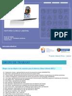 Presentacion de Historia Clinica Laboral