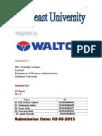 139098622-Assignment-on-Walton.doc