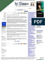 Khawaja Articles