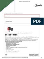 061B510166 - Especificações Do Produto