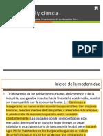 Modernidad, teoría, ciencia