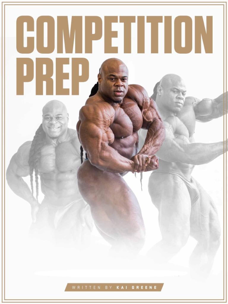 Kai Greene Competition Prep Kai Greene Pdf