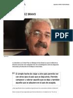 Diáspora - Tomás Páez Bravo - Goethe-Institut Venezuela