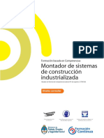DC CONSTRUCCION Montador de Sistemas de Construccion Industrializada