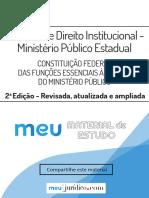 Ebook  Direito Institucional – Ministério Público.pdf