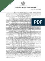 DECRETO-001-2018- Simplificacion de Requisitos Exigidos en El TUPA Vigente