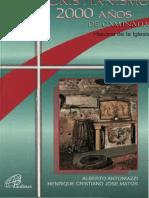 ANTONIAZZI, ALBERTO - CRISTIANISMO 2000 AÑOS DE CAMINADA.pdf