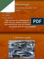 Presentación CDO Contaminación