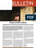 20 years of ICRC in Liberia