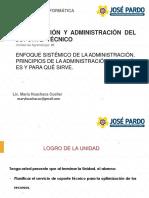 Sesion 01-Enfoque Sistémico de La Administración _ITIL