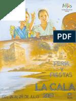 Feria de La Cala 2019