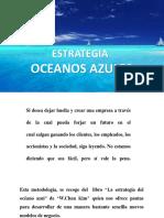 Oceanos Azules