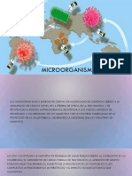 Microorganismo emergente
