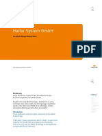 HALFAR Corporate Design Manual