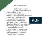 Japoneses e suas profissões.docx