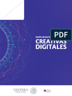 Mapa de Creativas digitales