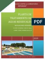 2.Planta de Tratamiento de Aguas Residuales