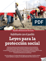 Leyes Para La Protección Social