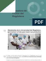 Procesadora de Frutos Del Magdalena