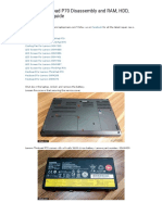 Lenovo Thinkpad P70 Disassembly and RAM, HDD, SSD upgrade guide - Laptopmain.com.pdf
