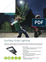 SunStay Solar Lighting(20180329)