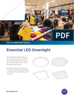 Essential LED Downlight - DN017